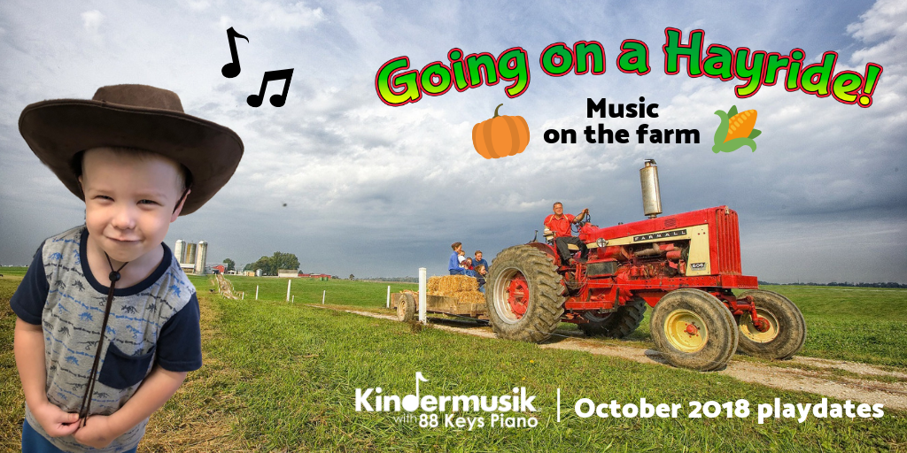 Come on Down to the Farm With Us This Saturday and Next Week!