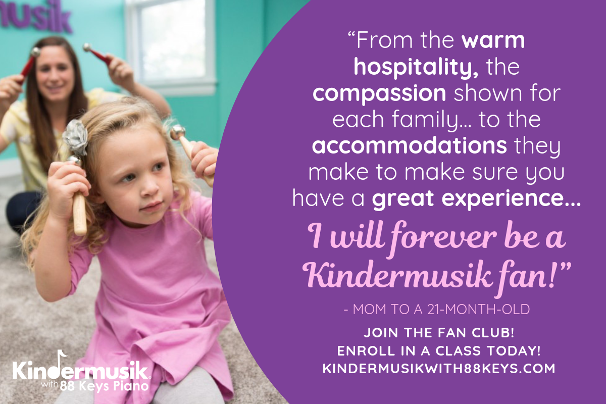 Hear From Some Kindermusik Fans!