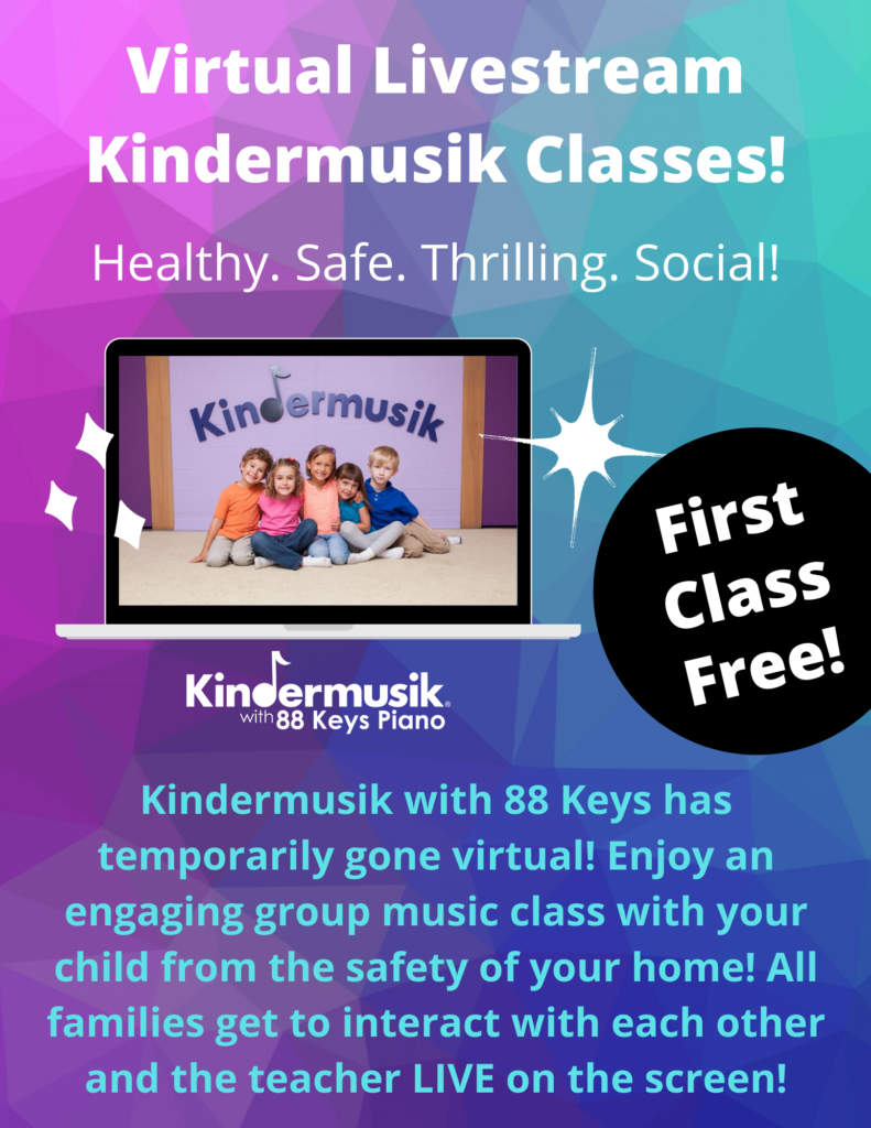 Enjoy a safe, fun activity: Our classes are all temporarily going virtual!