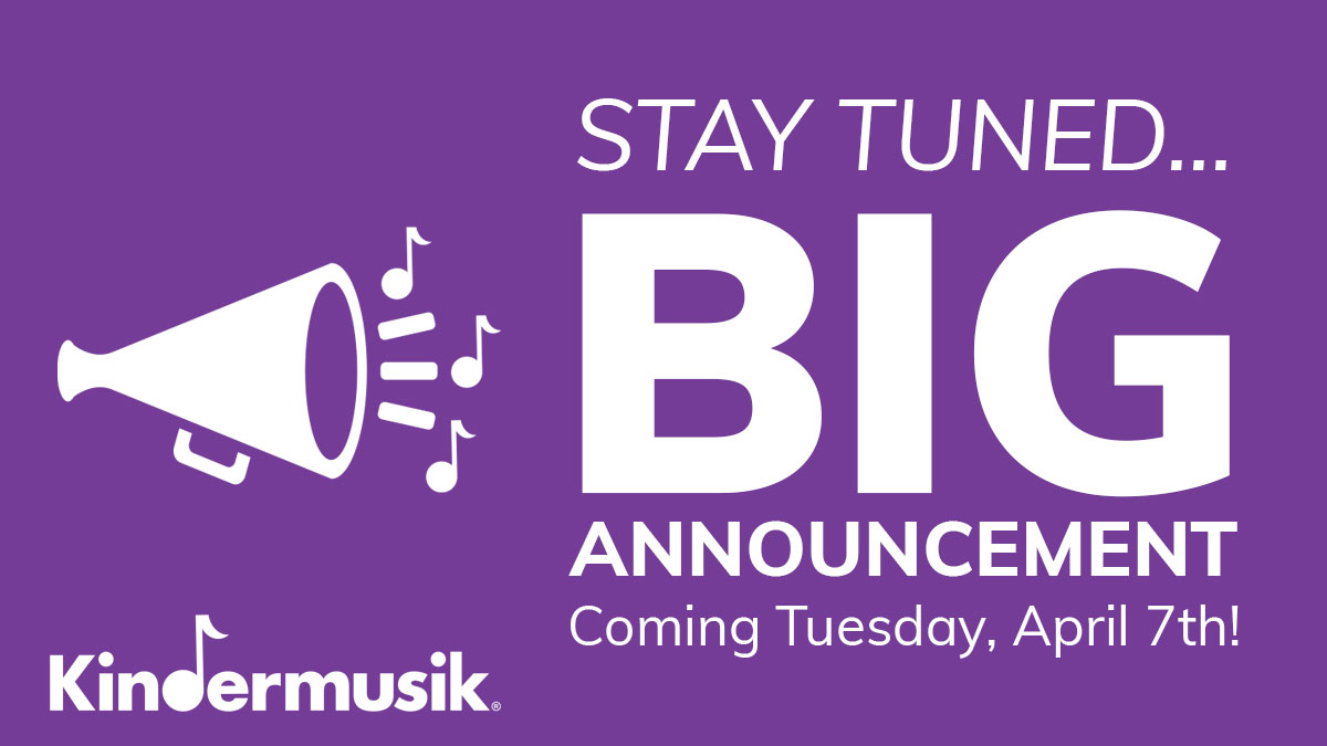 Big Announcement Coming!