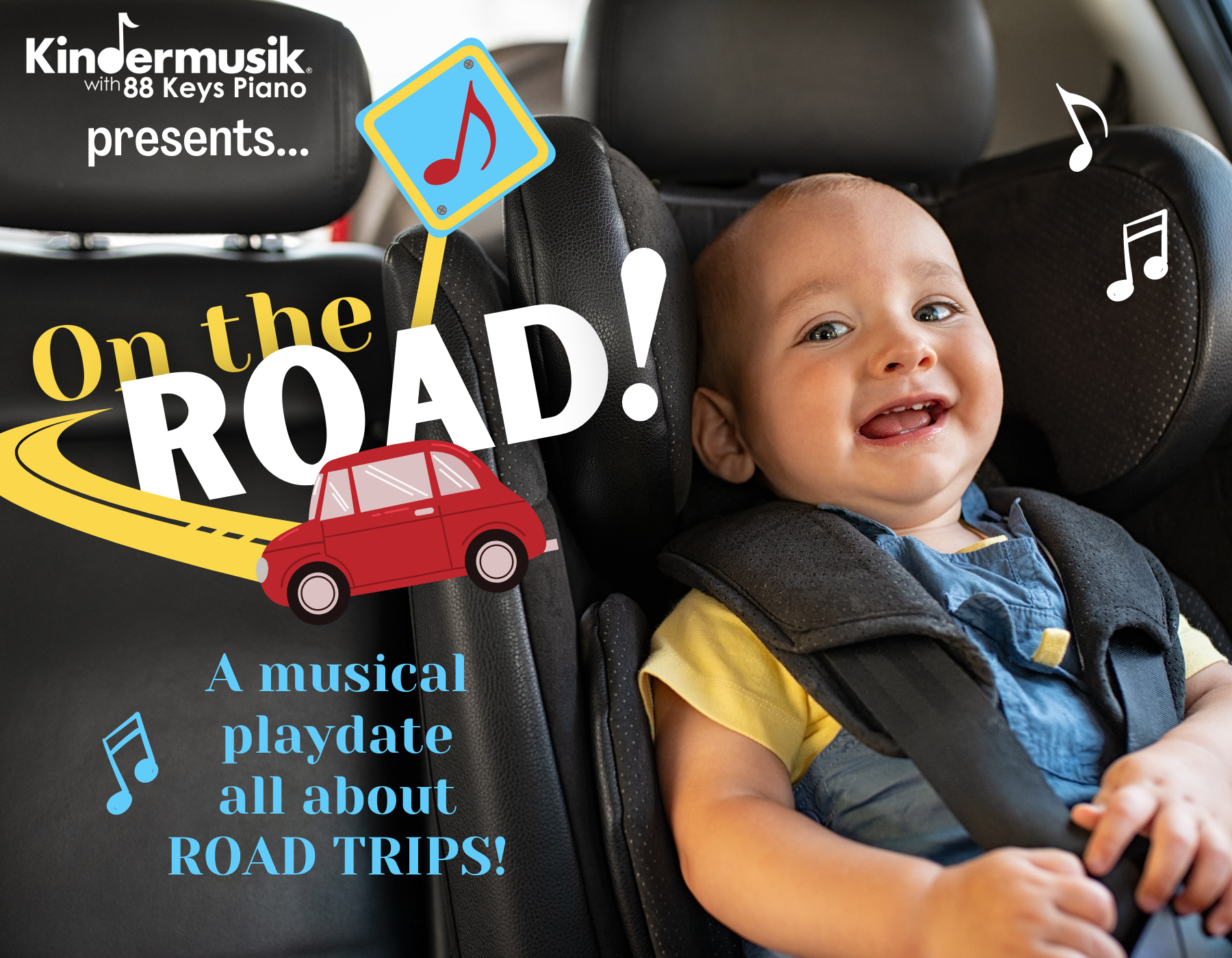 November Playdate: On the Road!