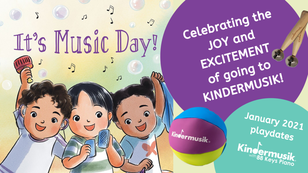 January Playdates: It's Music Day!